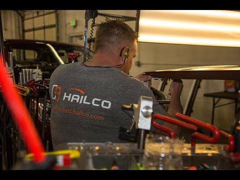 Hailco – Auto Hail Repair Denver