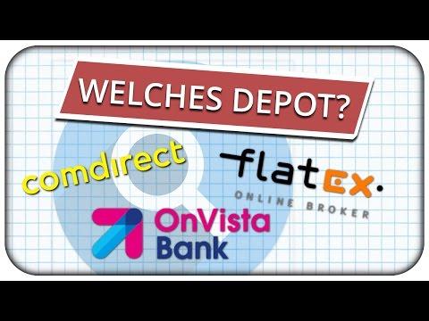 Welches Depot ist das richtige für dich? Depotvergleich - ETFs & Aktien 🔍