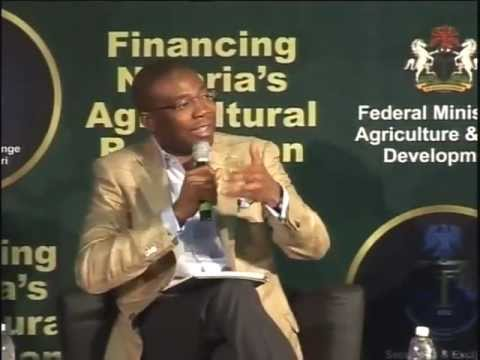 Transformation of Nigeria's Agriculture Sector - Part 1
