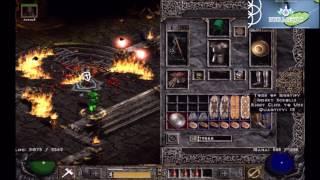 Diablo 2. LOD 1.14d MF Runs EP.11 Mephisto Farming. Round 2.