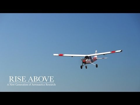 Rise Above: A New Generation of Aeronautics Research (Teaser)
