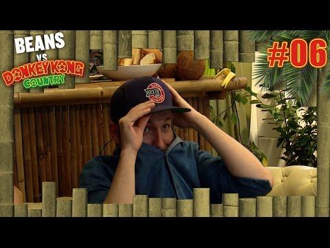 [6/12] Beans Vs Donkey Kong mit Nils & Steffen | Schrecksekunde und Chatenergie | 16.09.2016