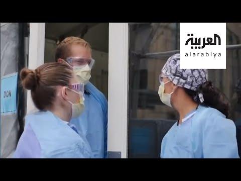 الولايات المتحدة تسجل أعلى إصابات يومية بكورونا  - نشر قبل 8 ساعة