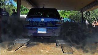 2004 VW Golf TDI PD - 1.9L BEW - VNT17 Turbo - Dyno Runs - 1749VB -  Berlin Klassik 2014