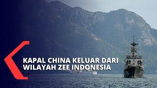 TNI Siaga Penuh Kapal China Terpantau Sudah Tinggalkan Natuna