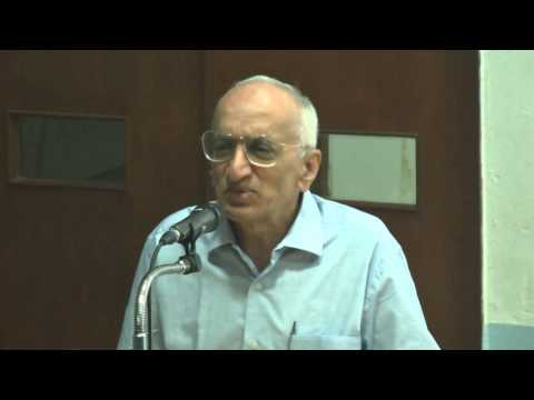 Lecture on Creativity and Innovation by Prof. M.S. Ananth, Former Director, IIT Madras