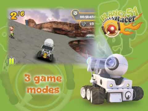 Planet 51 Racer Trailer