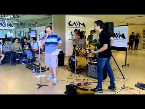 Black Jabbah - Live At Faculdade De Direito Da UFG