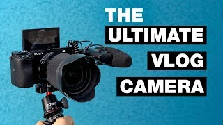 The Best Sony Vlogging Camera & Accessories