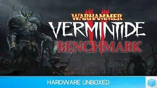 Warhammer Vermintide 2, 50 Graphics Cards Tested, A well optimized PC game worth checking out!