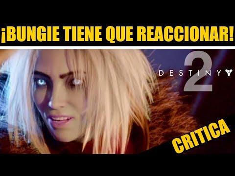 Destiny 2 - ESTO NO PUEDE SER!! BUNGIE TIENE QUE REACCIONAR!! thumbnail