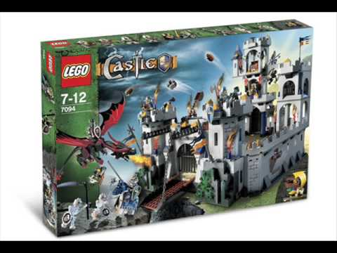 New LEGO Set 2008 Castle