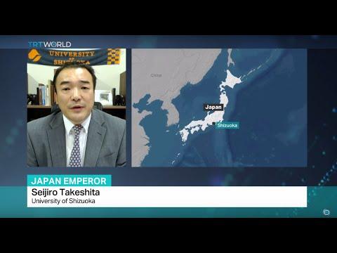 Interview with Seijiro Takeshita from University of Shizuoka on possible regency in Japan