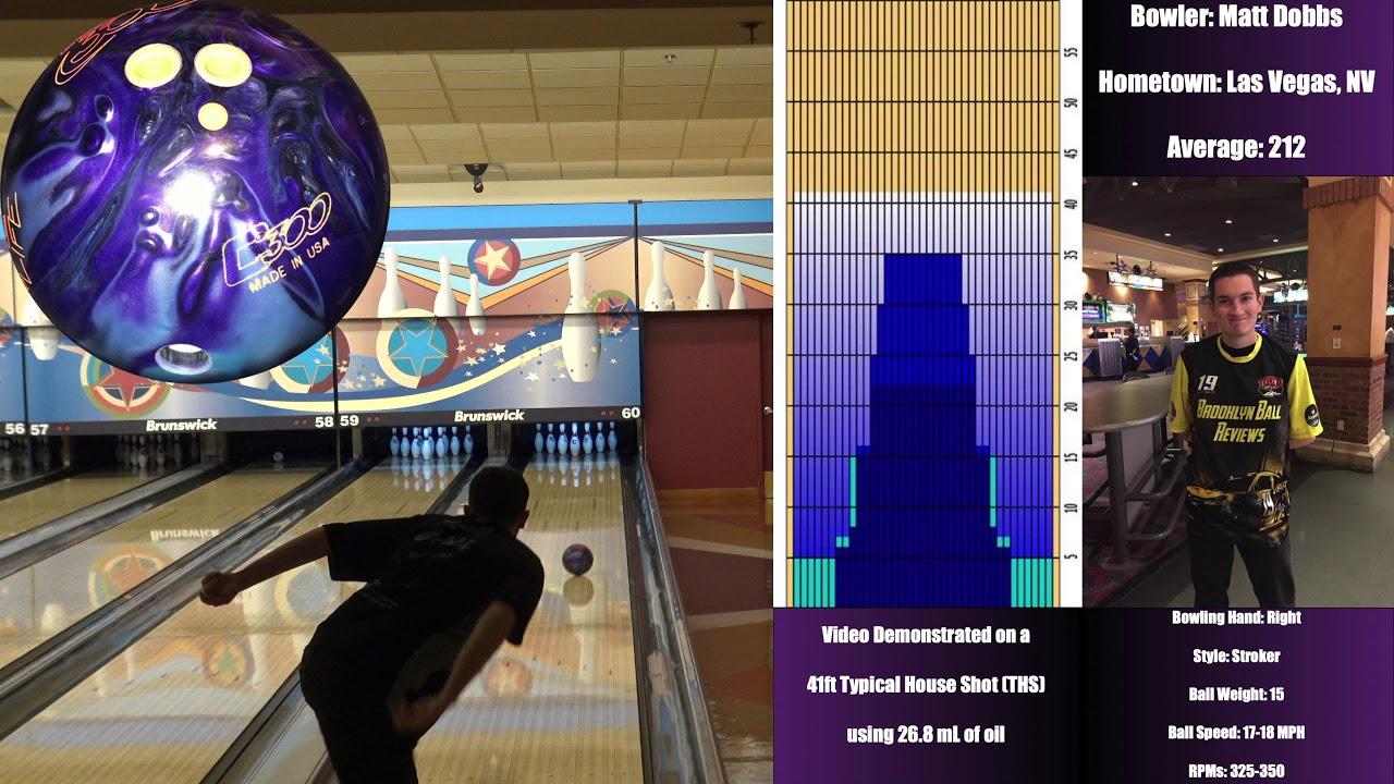 Columbia 300 Savage Life Bowling Ball