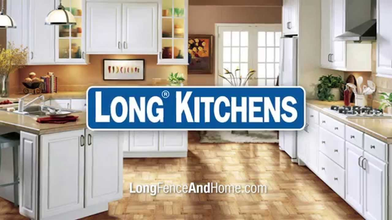 Long Fence Kitchen Commercial - esb Advertising - YouTube