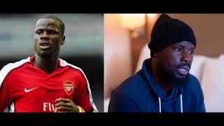 The sad story of former Arsenal defender Emmanuel Eboue