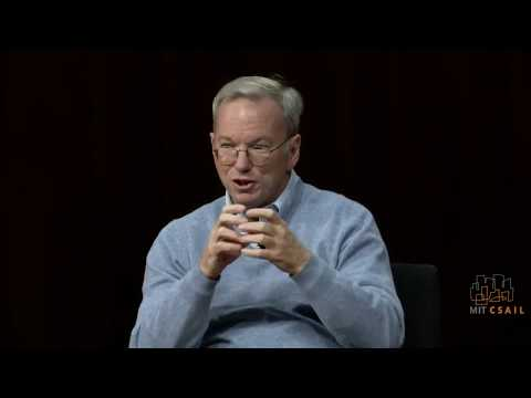Why Artificial Intelligence Matters - Eric Schmidt