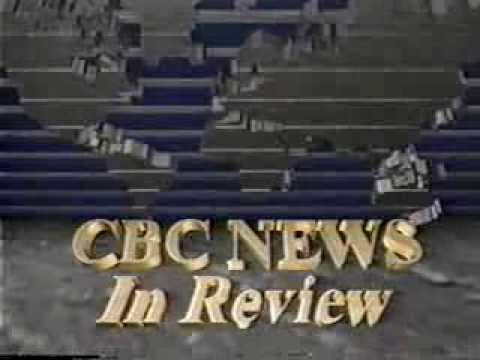 CBC News in Review 1991 Opening #1