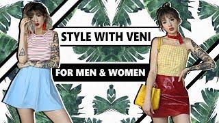 Style with Veni • Στυλιστικό Q&A για άντρες & γυναίκες