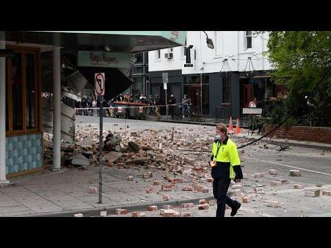 زلزال بقوة 6 درجات يهز مدينة ملبورن الأسترالية  - نشر قبل 3 ساعة