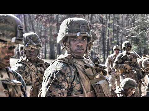How US Marines Train: Infantry Officer Course