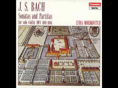 J. S. Bach - Concerto In C Minor For Violin and Oboe, BWV 1060; Adagio