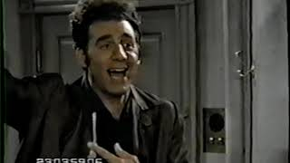 New, Recently Discovered Seinfeld Bloopers (made for cast & crew)