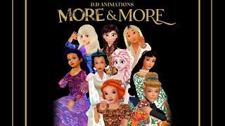 Gambar cover MORE & MORE M.V Cover - Disney Cast