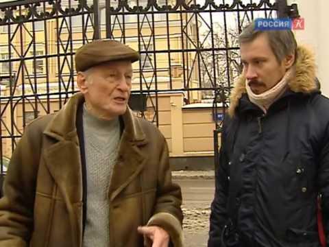 Михаил Ножкин принимает поздравления с 80 летием