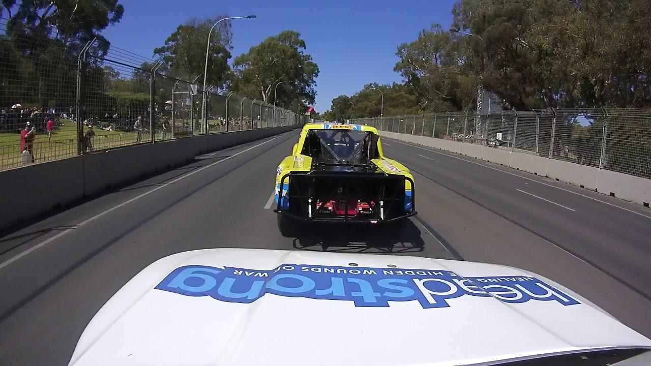 2020 Adelaide Matt Brabham Full Race Roof Cam