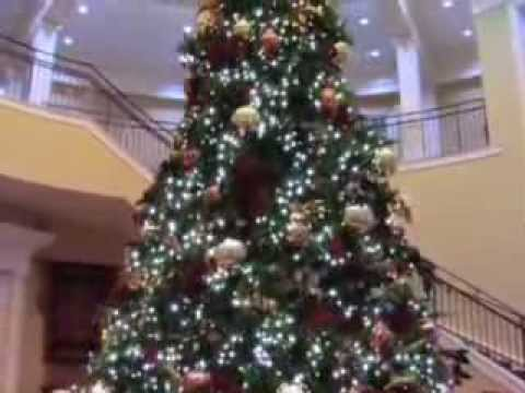 Holiday Traditions at High Point University - YouTube