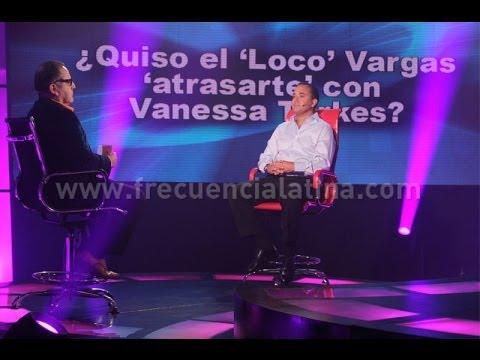 EVDLV: Roberto Martínez llamó 'calichín' a Juan Manuel 'El Loco' Vargas