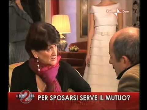 Intervista ad Anna Maria Nardi su Rai Due