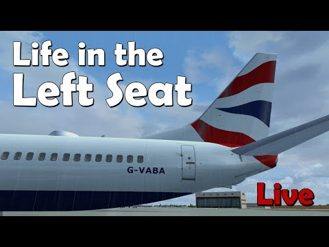 Life in the Left Seat EGLL - LFMN (London to Nice)