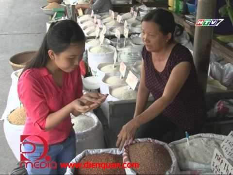 Dac san com gao Huyet Rong
