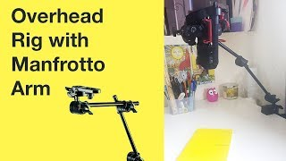 Overhead Camera Setup || Unboxing + Review