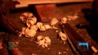 Inze ra botega da marangon (Istitut Cultural Ladin Cesa de Jan)