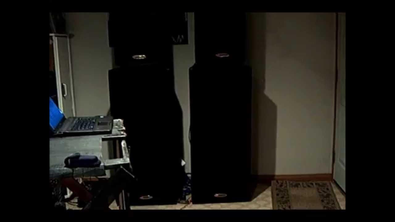 harbinger speakers review aps12 hx152 youtube. Black Bedroom Furniture Sets. Home Design Ideas