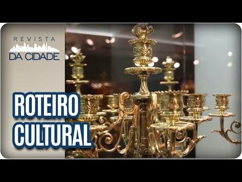 Exposição e Cinema Gratuíto em São Paulo: Roteiro Cultural - Revista da Cidade (13/01/17)