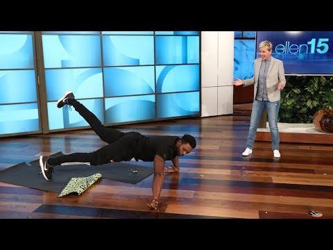 Ellen Discovers Her Audience's Hidden Talents
