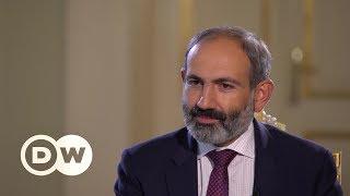 Почему Путин не вмешался в бархатную революцию в Армении - Никол Пашинян в