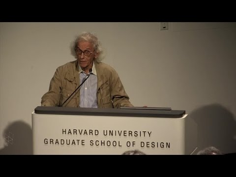 Rouse Visiting Artist Lecture: Christo