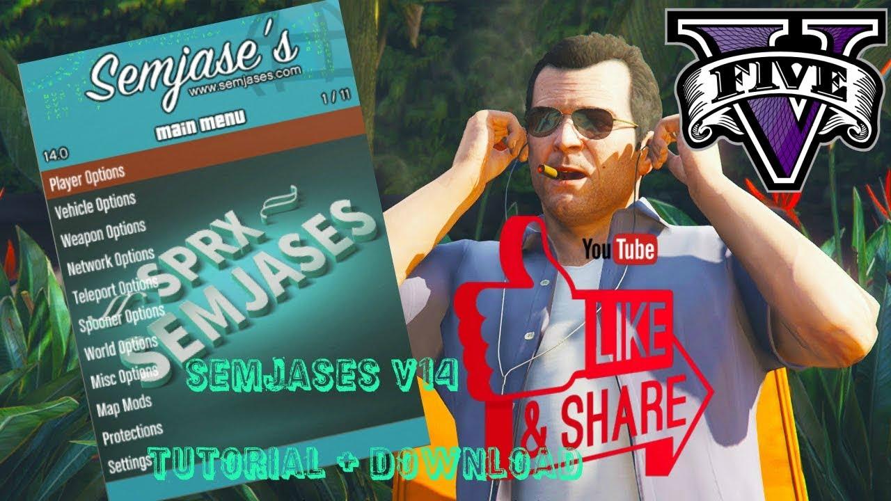 PS3 - SEMJASES V14 +Tutorial video + Download Beta