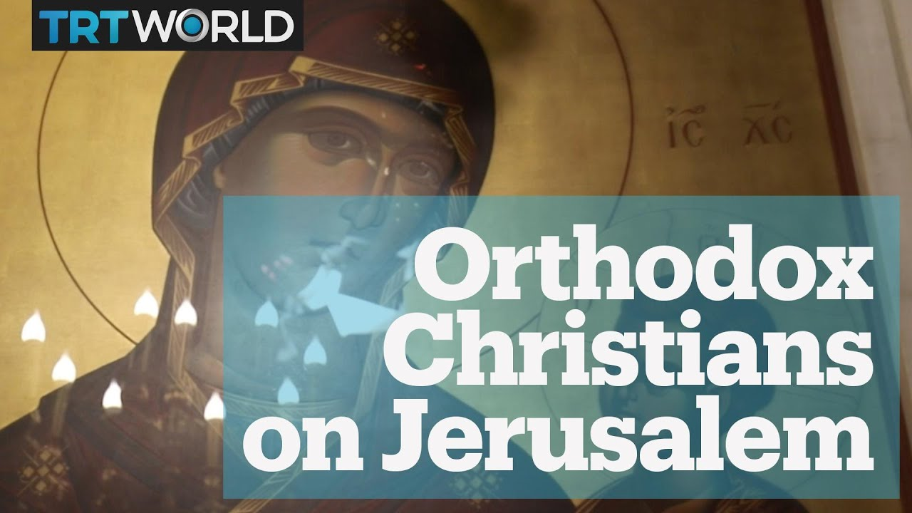 Greek Orthodox Church on Jerusalem