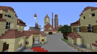 Minecraft - Willy Wonka and the Chocolate Factory V3