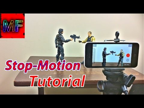 How to make a Stop-Motion Basic Tutorial