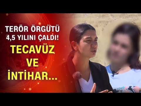 PKK'dan kaçanlar CNN TÜRK'te anlatıyor!