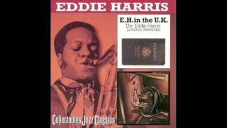 Eddie Harris - Conversations Of Everything And Nothing