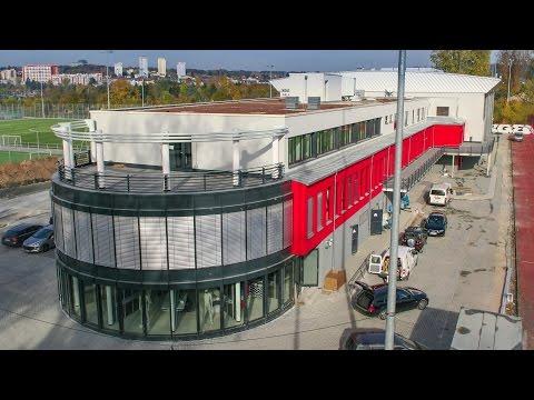Eintracht Frankfurt e.V. | Sportleistungszentrum am Riederwald - Baudokumentation