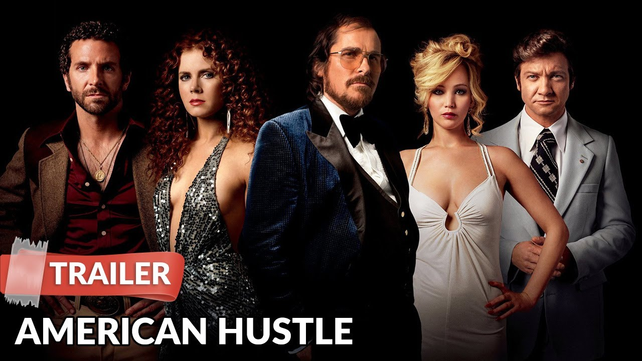 American Hustle 2013 Trailer HD | Christian Bale | Amy ...